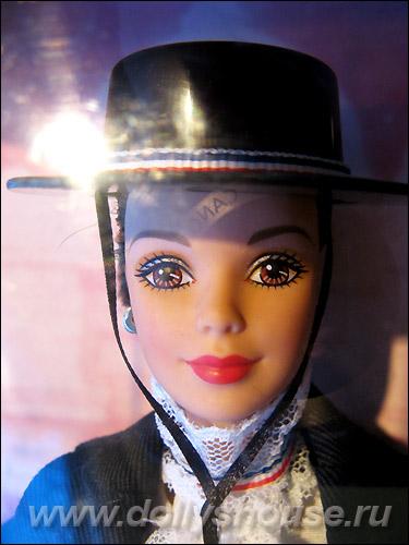 Кукла Барби из Чили Dolls of the World