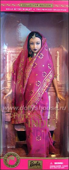 Коллекционная Барби Princess of India Barbie