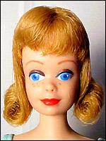 Первая кукла Мидж