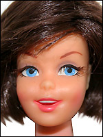 Молд куклы Casey 1967