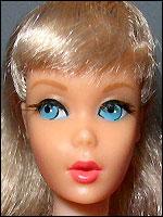 Винтажная Барби Twist n Turn Barbie Mod