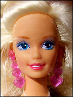Superstar Barbie 1977