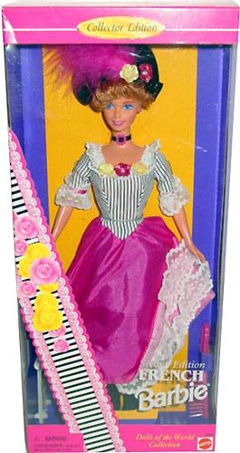 Французская кукла Барби