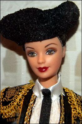 Кукла Барби Испания Barbie