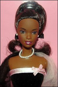 Барби афроамериканка Вечный силуэт
