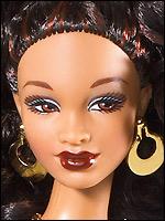Mbili Barbie молд