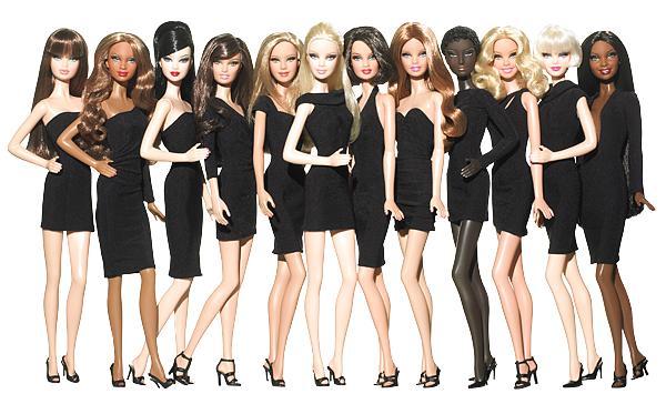 Коллекционные куклы Барби Маленькое Черное Платье