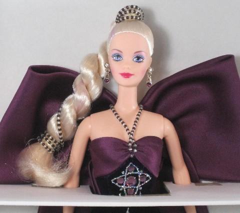 Коллекционная Барби Аметист