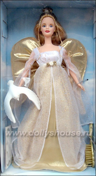 Кукла Барби ангел Angelic Inspirations Barbie