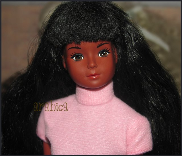 Темнокожая кукла Betty Teen Betty Tong AA