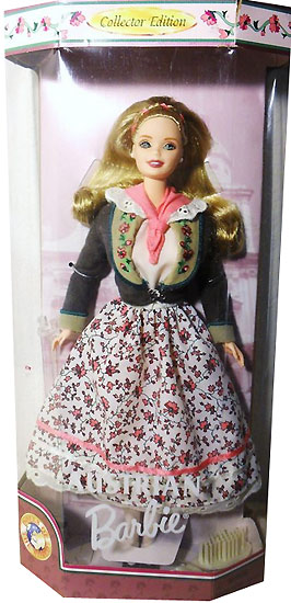 Австрийская кукла Барби Barbie