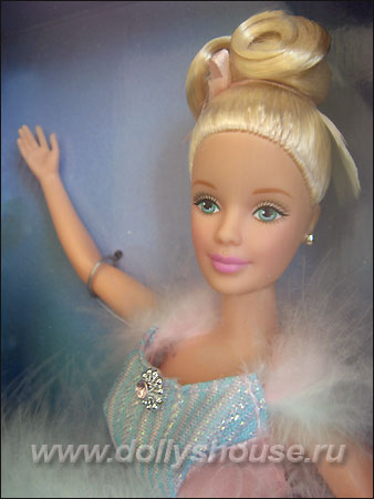 Коллекционная кукла Барби балерина Ballet Masquerade Barbie