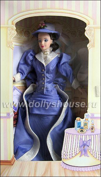 Колекционная кукла Барби викторианская P.F.E.Albee