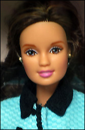 кукла подруга Барби Тереза Avon Representative