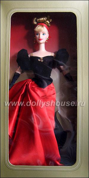 Коллекционная кукла Барби в вечернем платье Winter Splendor