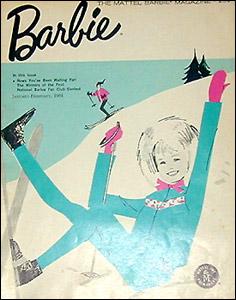 Журнал Барби 1960-е