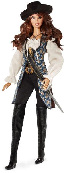 Pirates of the Caribbean — Angelica. Кукла Анжелика (Пенелопа Крус)
