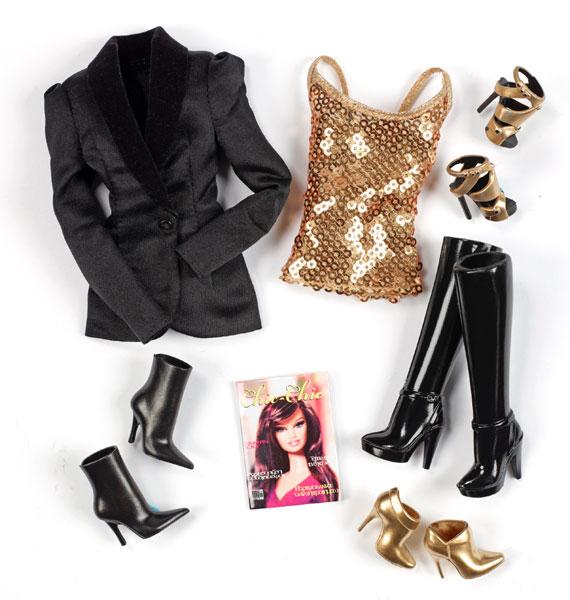 Набор одежды коллекционная кукла Барби Basics