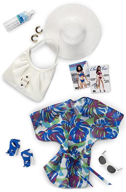 Набор одежды для коллекционных кукол Барби