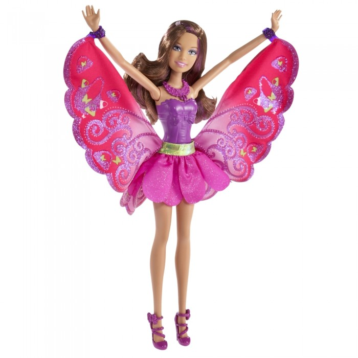 Детская кукла Барби Fairy Secret Barbie Барби Тайна Феи