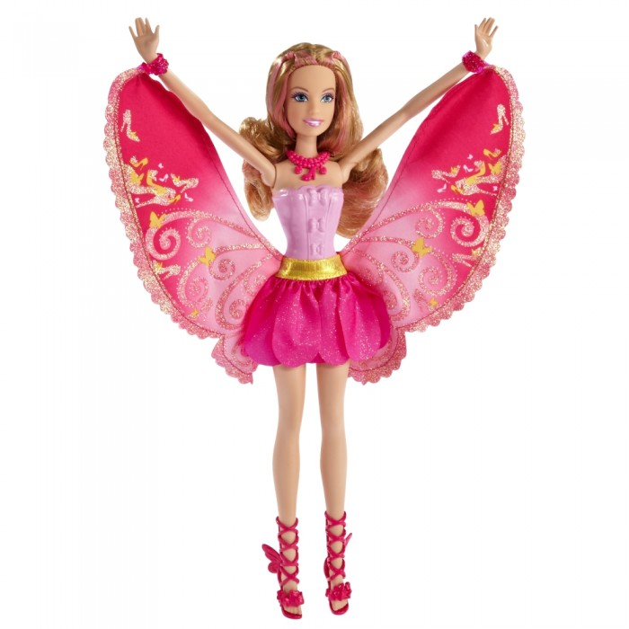 Fairy Secret Fairy и Fairy Secret Barbie. Куклы Барби «Тайна Феи»: