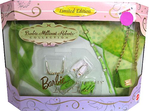 Аксессуары для куклы Барби коллекционной