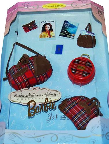 Набор для куклы Барби - путешествия