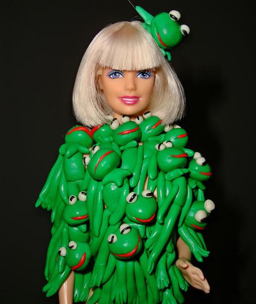 Кукла Барби Леди Гага Lady Gaga