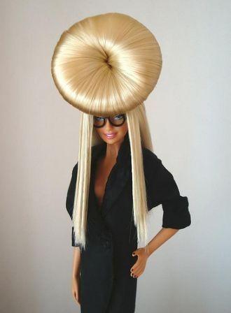 Кукла Барби — Леди Гага