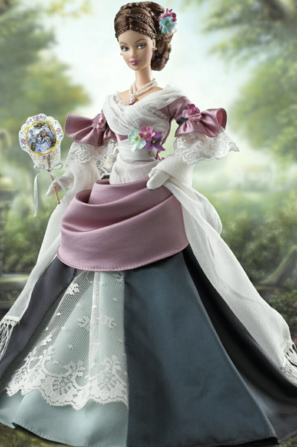 Коллекционная кукла Барби Mademoiselle Isabelle