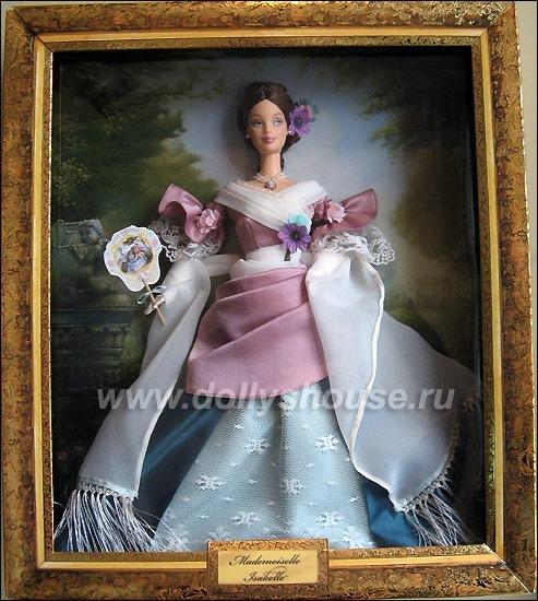 Коллекционная Барби Mademoiselle Isabelle Мадемуазель Изабель