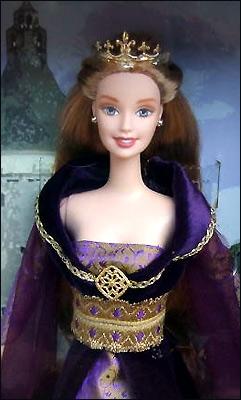Коллекционная кукла Барби Принцесса Франции