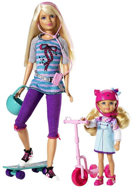 Набор куклы Скиппер и Челси Skipper Kelly 2 Pack