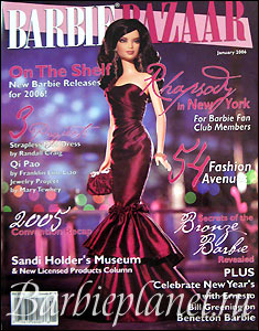 Журнал о кукле Барби коллекционирование