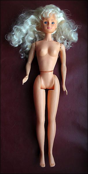 Большая кукла Бетти фото