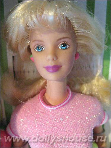 Нарядная кукла Барби Strawberry Sorbet Barbie