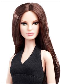 Базовая кукла Барби джинсовая коллекция Louboutin Glimmer 14