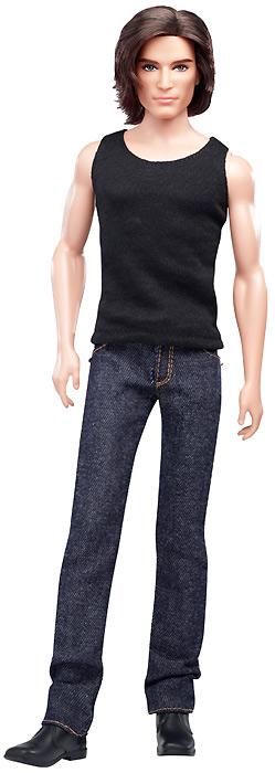 Коллекционный Кен Barbie Basics Ken 15 Джинсовая коллекция