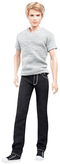 Коллекционный Кен Barbie Basics Ken 16 Джинсовая коллекция