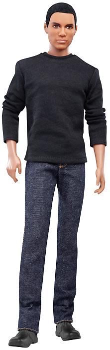 Коллекционный Кен Barbie Basics Ken 17 Джинсовая коллекция