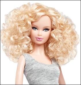 barbie basics джинсовая коллекция молд steffie