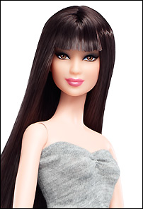 кукла Барби джинсовая коллекция молд Кайла Леа 5