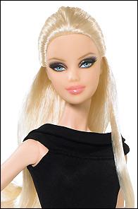 Барби Маленькое Черное Платье 01 молд Mackie
