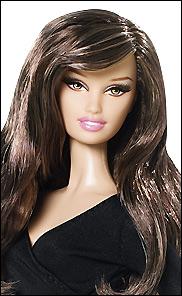 Барби Маленькое Черное Платье 02 молд Lara Ana