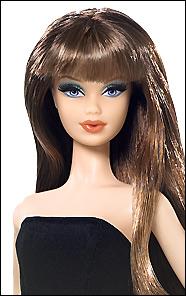 Барби Маленькое Черное Платье 03 молд Steffie