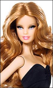 Кукла Барби Маленькое Черное Платье 07 Aphrodite Kentucky