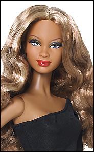 Коллекционная кукла Барби маленькое черное платье 08 Mbili