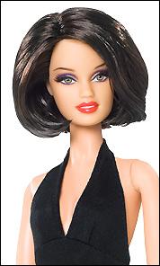 Коллекционная кукла Барби маленькое черное платье 11 Teresa