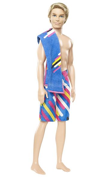 Beach Ken / Bathing Suit Ken. Пляжный Кен и друзья: серия Beach