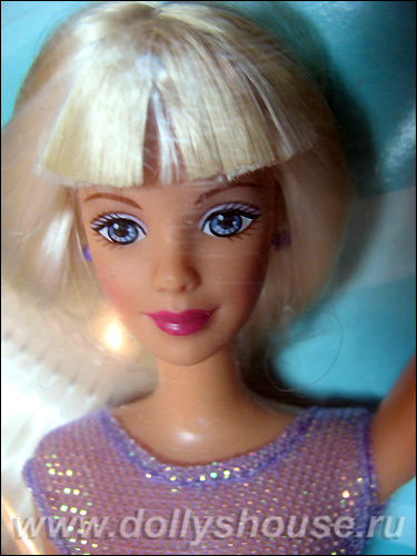 Bead Blast Barbie